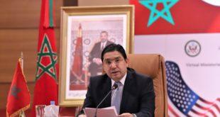 Nasser Bourita Usa Sahara