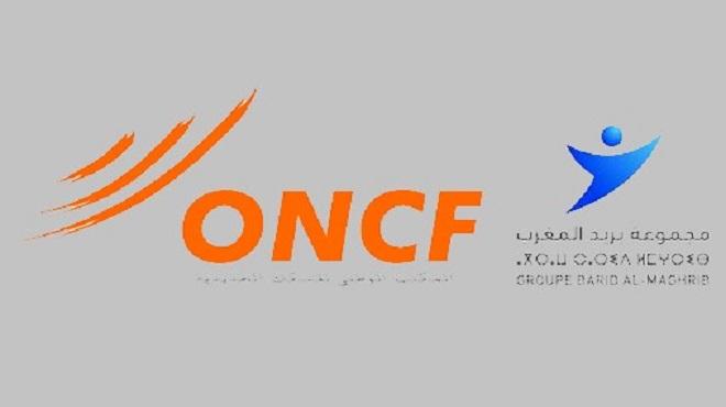 Oncf Groupe Barid Al Maghrib