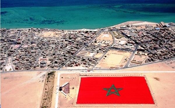 Sahara Marocain Tci