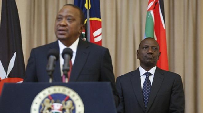 Uhuru Kenyatta Ua