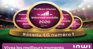 Inwi Internet Mobile