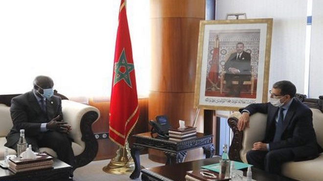 Othmani Maroc Senegal