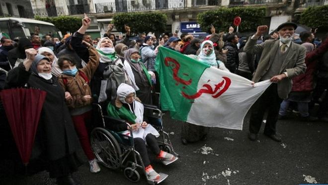 Algérie,hirak,Amnesty International