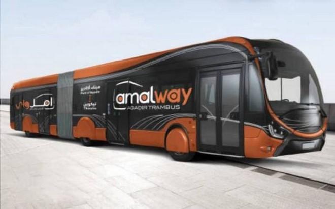 amalway agadir trambus