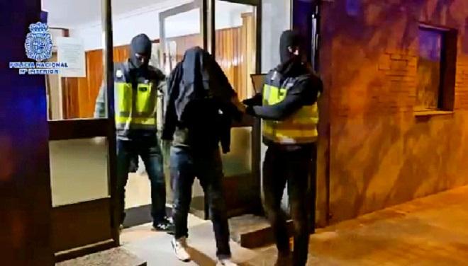 espagne arrestation d'un activiste du polisario