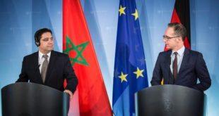 maroc allemagne diplomatie