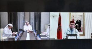 Qatar,Cheikh Mohammed bin Abdulrahman Al Thani,Nasser Bourita