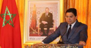 bourita conflit autour du sahara marocain