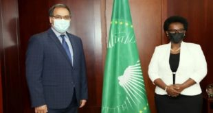 Union africaine,Addis-Abeba,CEA-ONU,Mohamed Arrouchi
