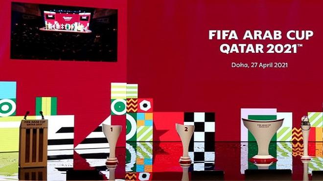 Coupe Arabe de la FIFA,Qatar 2021