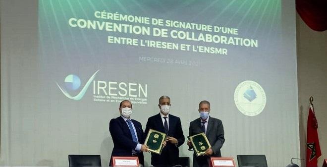 IRESEN,ENSMR,R&D