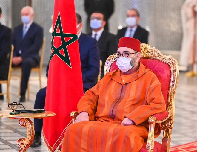 AMO,CNSS,Protection sociale,SM Mohammed VI