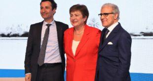 FMI,Kristalina Georgieva,BAM,Abdellatif Jouahri,Mohamed Benchaaboun