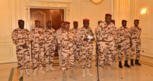 Tchad,Mahamat Idriss Déby,CMT,Idriss Déby Itno