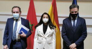 Maroc-Espagne,Migrations,Jesus Javier Perea,Karima Benyaich
