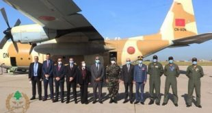 Maroc-Liban,forces armées libanaises,Forces armées royales,Joseph Aoun,SM le Roi Mohammed VI