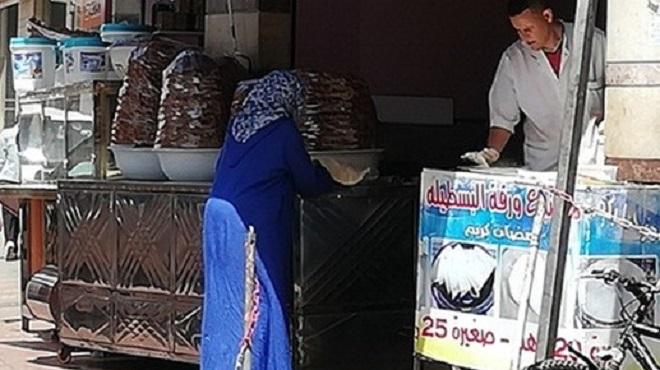 Ramadan,Mendicité,Enfants mendiants
