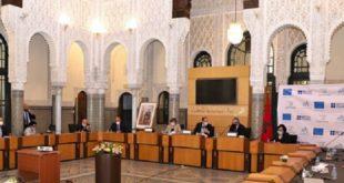 Union européenne,Rabita Mohammadia des Oulémas,British Council,Maroc,Claudia Wiedey,Tony Reilly