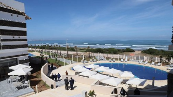 Fondation Mohammed VI,Oeuvres Sociales,Education-Formation,El Jadida,Resort & Spa Zéphyr Mazagan