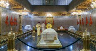 Roi Mohammed VI,SM le Roi Mohammed V
