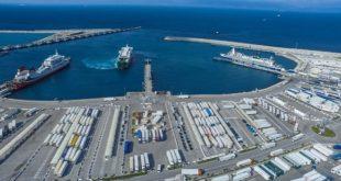 Tanger Med II,trafic portuaire,Transport,Équipement