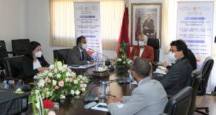 Université de Printemps,MRE,Nezha El Ouafi,Rabat