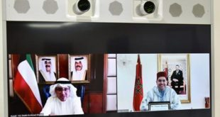 Koweït,Ahmed Nasser Al-Mohammed Al-Sabah,Nasser Bourita