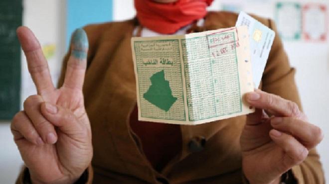 election algerie nidaa 22