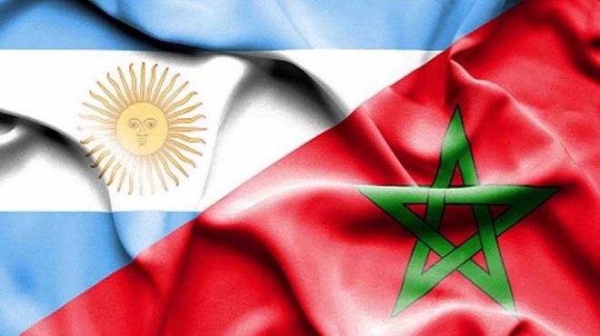 maroc argentine