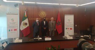 Maroc-Mexique,coopération,politique,économique