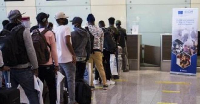 Migrations,OIM,Algérie