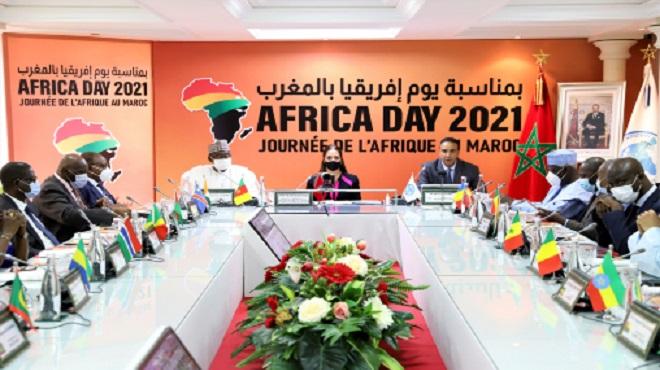 Coopération africaine,Afrique