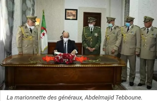 Algérie,Abdelmadjid Tebboune,sociétés marocaines,entreprises marocaines,Maroc Algérie