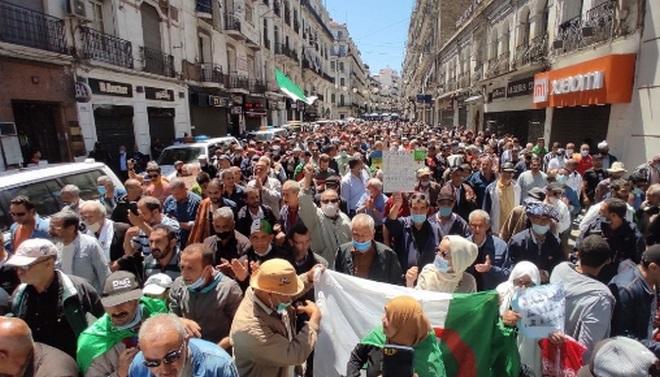 Hirak,Algérie