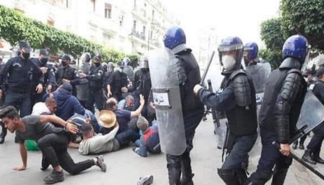 Algérie,Hirak,LADDH