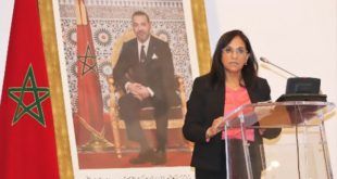CNDH,Amina Bouayach