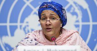 ONU,Amina Mohammed,Arganier,arganier maroc