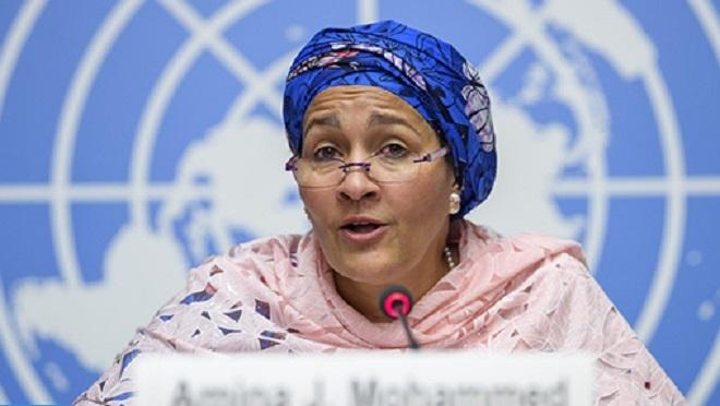 Préservation de l'arganier | La vice-secrétaire générale de l'ONU salue le  leadership du Maroc | Le Reporter.ma
