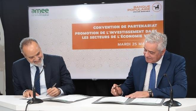 économie verte,AMEE,Groupe BCP