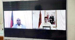 Malawi,Eisenhower Nduwa Saxon Mkaka,Sahara marocain