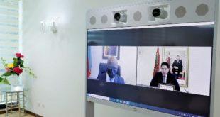 Maroc-Bénin,Aurélien Agbenonci,Nasser Bourita