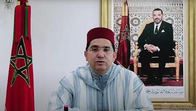 Maroc,Israël,États-Unis,Proche-Orient