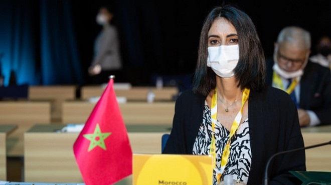 Exposition Universelle,Dubaï 2020,Nadia Fettah Alaoui,Ministre du Tourisme