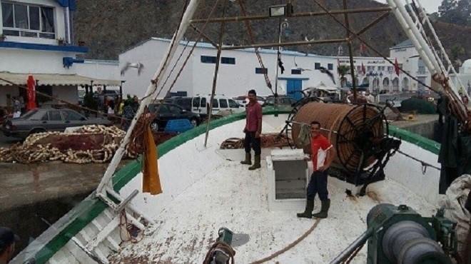 Sardiniers,Pêche côtière,M'diq