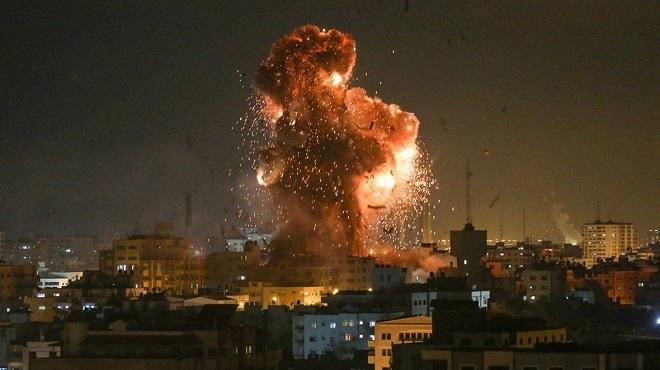 conflit israélo-palestinien