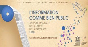 UNESCO,Audrey Azoulay,liberté,presse