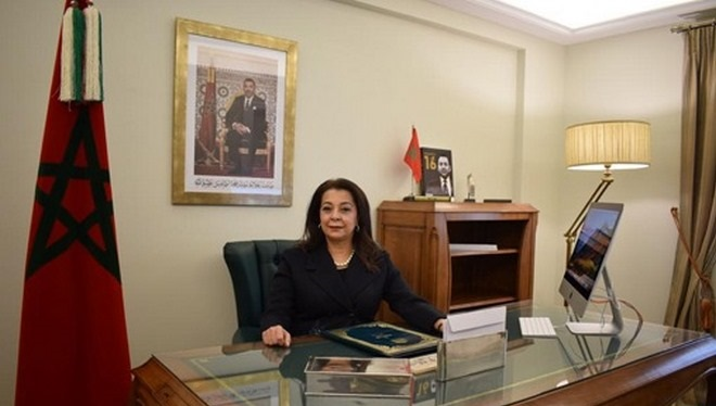 Maroc-Espagne,Karima Benyaich