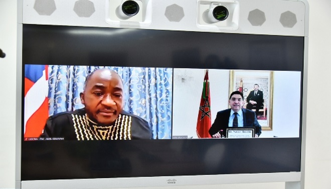 Libéria,Dee-Maxwell Saah Kemayah,Nasser Bourita