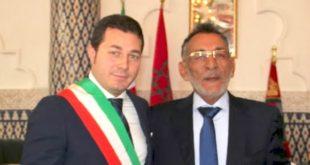 Maroc-Italie,Sahara marocain