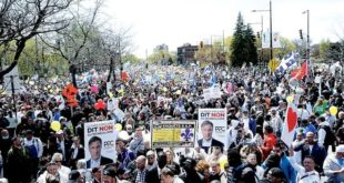 Canada,Montréal,Manifestation